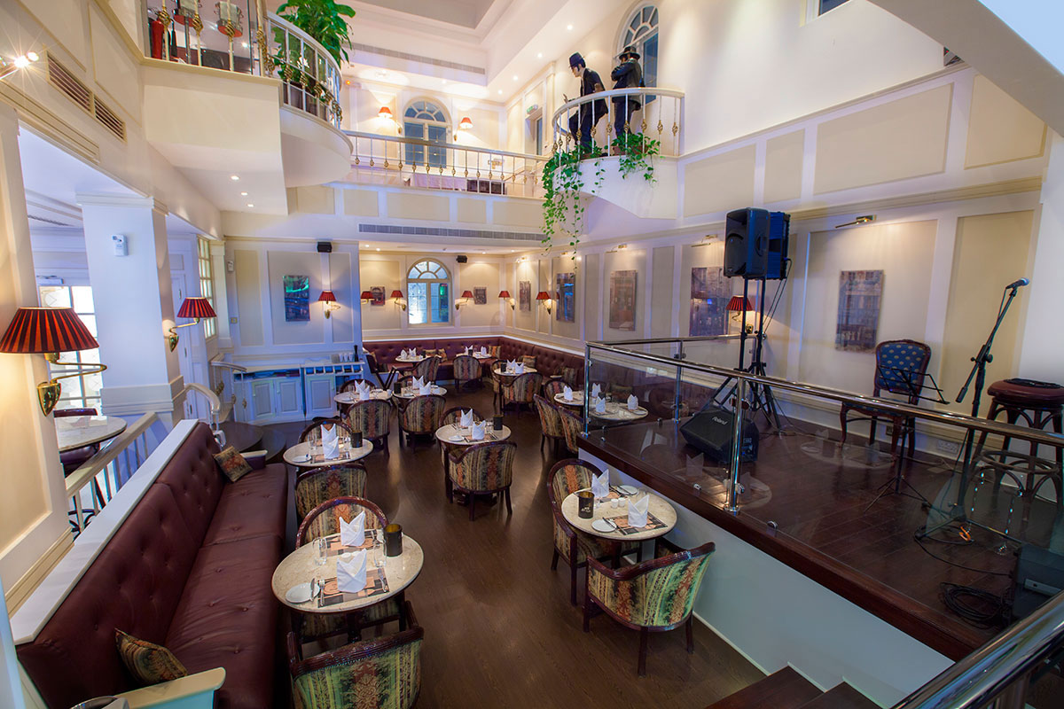 upstairs downstairs restaurant projects bahrain group