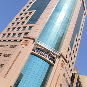 Companies Owned By Volkswagen >> Al Rossais Tower - Projects Bahrain Group