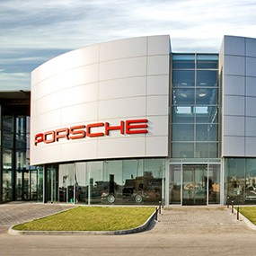 Car Showroom (Porsche)